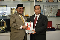 Othsman Hassan: Malaysia agrees to...