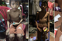 Pity! Parents die of forced labor to...