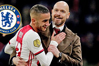 Ajax: Ziyech to join Chelsea next...
