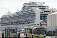Passenger ship suffering from...