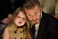 David Beckham LOVES Baby Toddler...