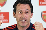 Arsenal boss Unai Emery made Laurent...