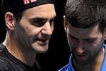 Roger Federer, Novak Djokovic and...