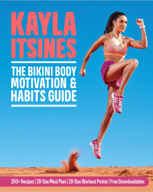 The Bikini Body Motivation & Habits Guide - Health Reads - The Wellnest by HUM Nutrition
