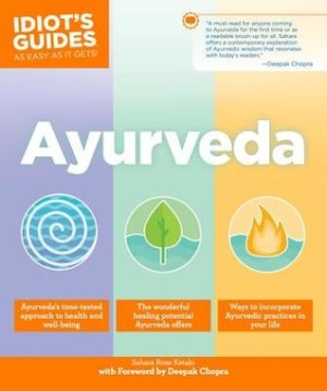 Ayurveda Idiot's Guides by Sahara Rose Ketabi - Health Reads - The Wellnest by HUM Nutrition