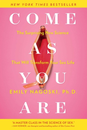 Come as You Are by Emily Nagoski - Health Reads - The Wellnest by HUM Nutrition