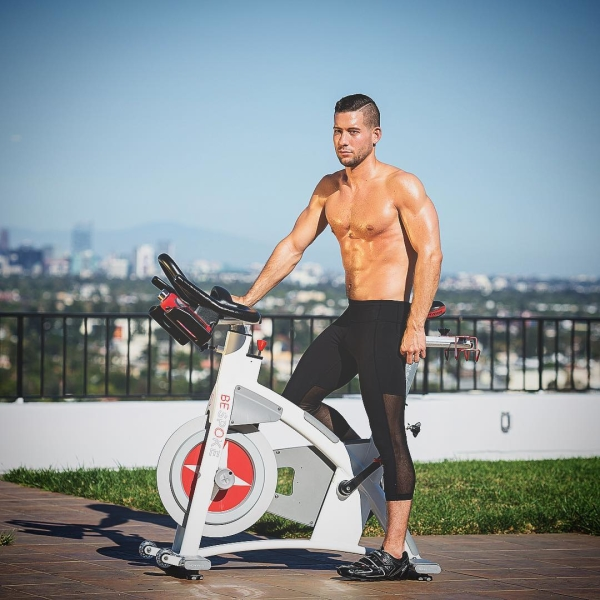 Jackson Smith - LA Spin Instructor - The Wellnest by HUM Nutrition