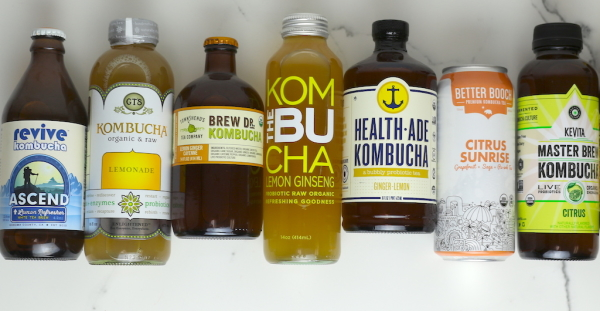 Kombucha and Bloating - The Wellnest by HUM Nutrition