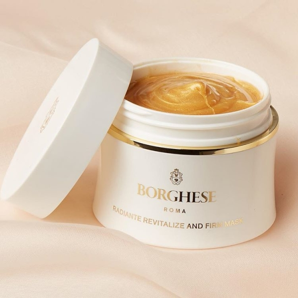 Borghese Radiante Gold Mask - The Wellnest by HUM Nutrition