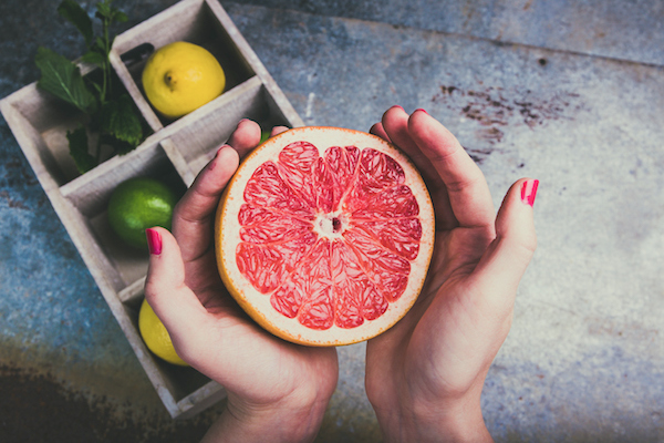 Eat Grapefruit - Metabolism-Boosting Foods - The Wellnest by HUM Nutrition