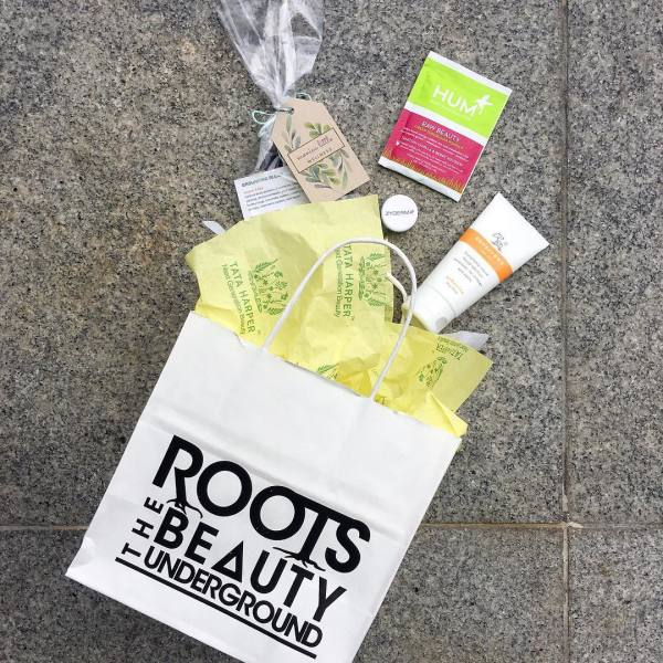Roots The Beauty Underground - The Wellnest by HUM Nutrition