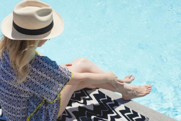 Summer Skincare Jamie Stone - The Wellnest by HUM Nutrition