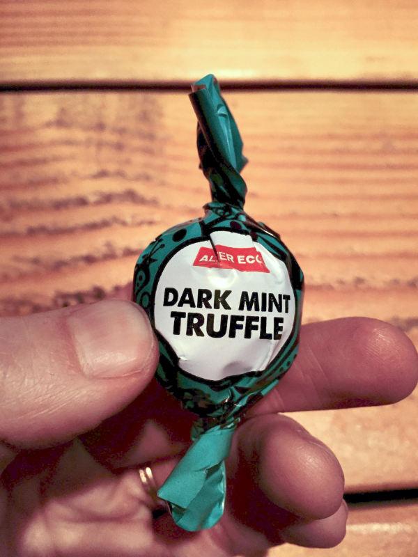 Dark Mint Truffle - Registered Dietitian Food Diary - The Wellnest by HUM Nutrition