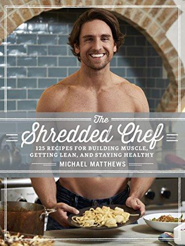 The Shredded Chef - Sexy Cookbooks - The Wellnest by HUM Nutriton