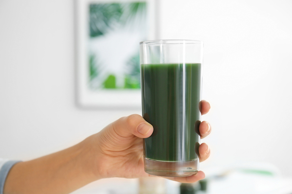 Green Superfoods for Skin - The Wellnest by HUM Nutrition