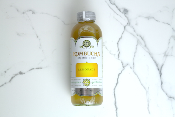 GT's Kombucha Lemonade - The Wellnest by HUM Nutrition