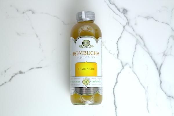 GT's Kombucha Lemonade - WELLNEST