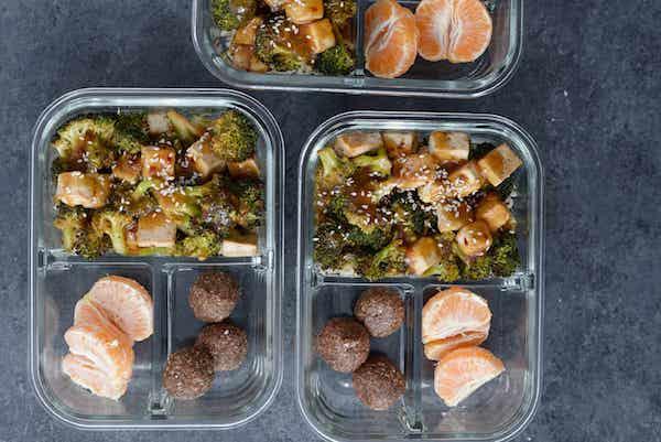 Registered Dietitian Vegan Meal Prep - The Wellnest by HUM Nutrition