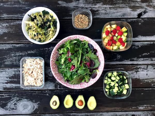 Registered Dietitian Paleo Meal Prep - The Wellnest by HUM Nutrition