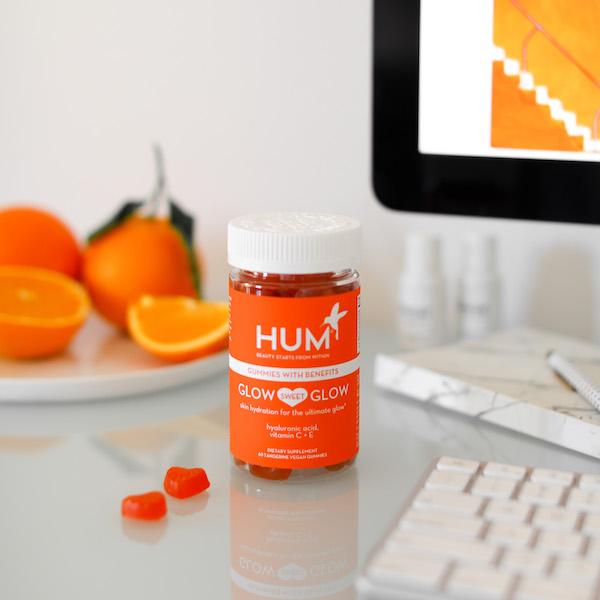 Hyaluronic Acid Glow Sweet Glow - The Wellnest by HUM Nutrition