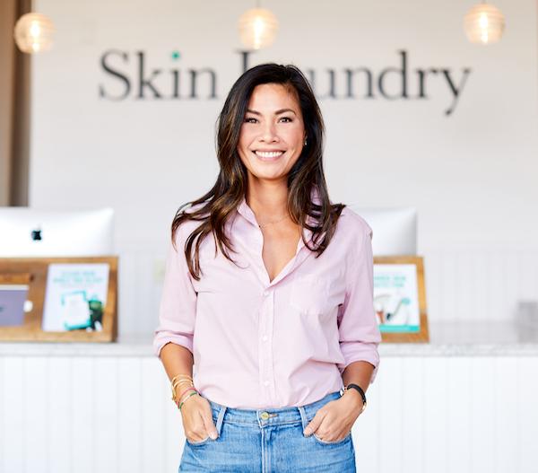 Skin Laundry Founder, Yen Reis