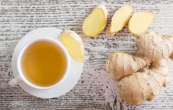 Ginger for an Upset Stomach - The Wellnest by HUM Nutrition