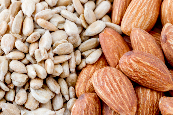 Eat Nuts for Vitamin E - The Wellnest by HUM Nutrition