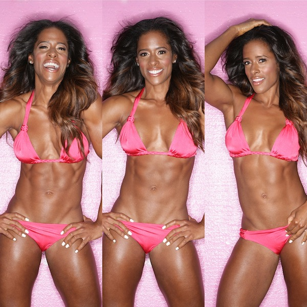 Ingrid S. Clay - Vegan Bodybuilder - The Wellnest by HUM Nutrition