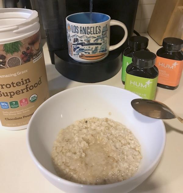 Vegan Bodybuilder - Food Diary - The Wellnest by HUM Nutrition