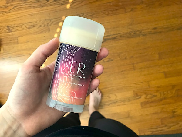 Aer Next Level by Vapour Beauty - Natural Deodorant - The Wellnest by HUM Nutrition