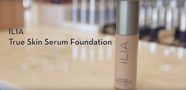 ILIA Foundation - Non-Toxic Makeup - The Wellnest by HUM Nutrition