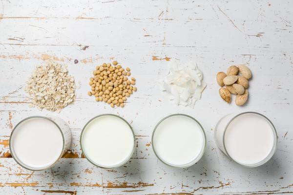 Milk Alternatives - The Wellnest by HUM Nutrition