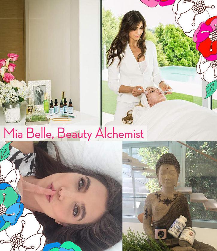 Mia Belle Beauty Alchemist - The Wellnest by HUM Nutrition