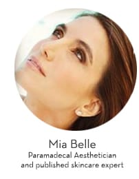 HUM Skin Care Expert and paramedical aesthetician Mia Belle