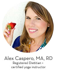 HUM Skin Care Expert Nutritionist Alex Caspero