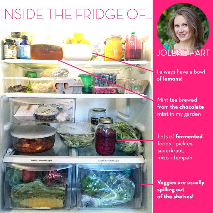 Jolene Hart - Beauty Food Fridge - The Wellnest by HUM Nutrition