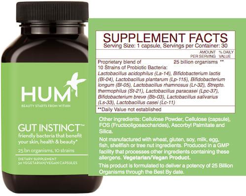 Natural Probiotics Gut Instinct
