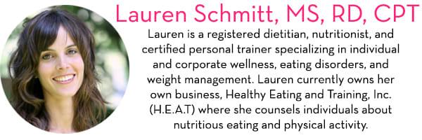 HUM Nutritionist Lauren Schmitt