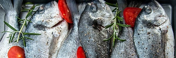 Best Vitamins for Skin include Omega 3 in Fish