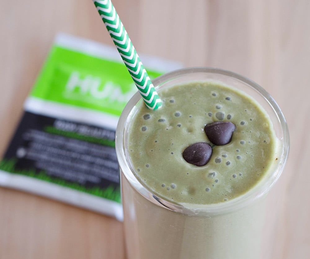 Ego Booster Green Smoothie - The Wellnest by HUM Nutrition