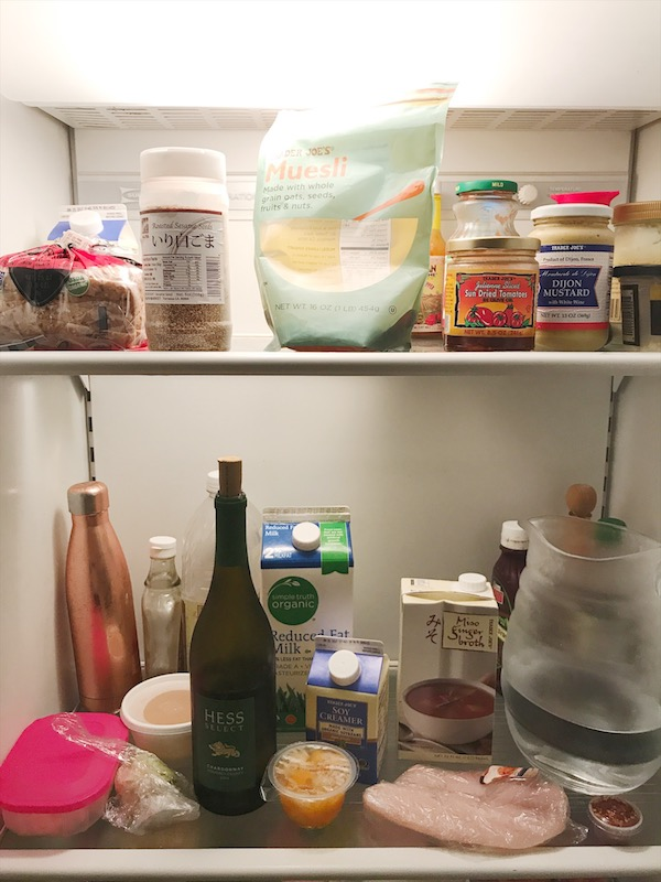 Inside the Fridge of HUM Nutrition's COO & Co-Founder - The Wellnest by HUM Nutrition