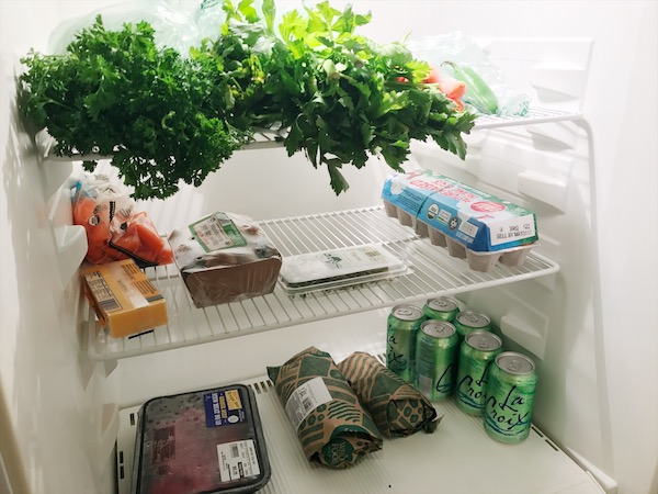 Inside the Fridge of HUM Nutrition's Senior Content Manager - The Wellnest by HUM Nutrition