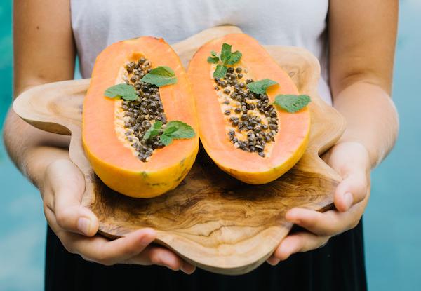 Papaya Beauty Benefits - The Wellnest by HUM Nutrition
