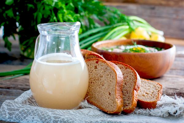 Kvass - Best Probiotic Foods - The Wellnest by HUM Nutrition