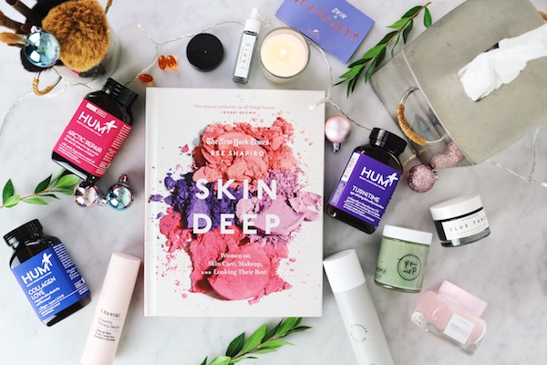 Skincare Junkie - 2017 HUM Holiday Gift Guide - The Wellnest by HUM Nutrition