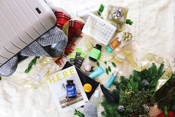 Travel Lover - 2017 HUM Holiday Gift Guide - The Wellnest by HUM Nutrition