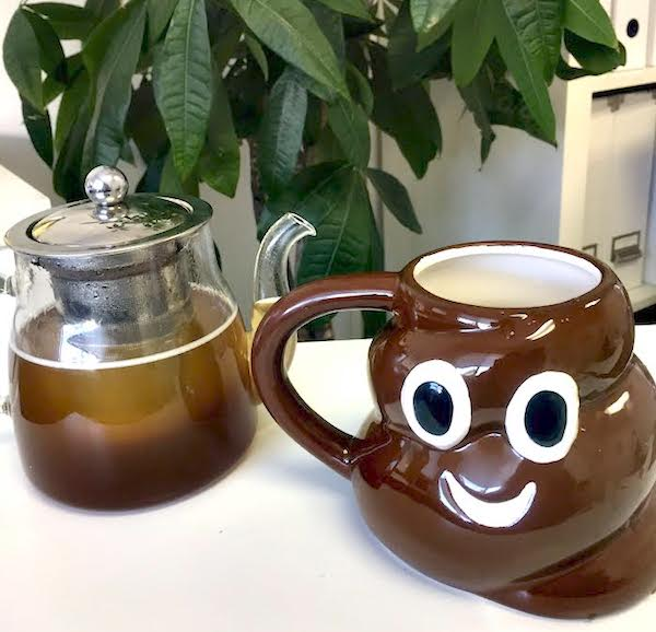 Brew Tea - Registered Dietitian Food Diary - The Wellnest by HUM Nutrition