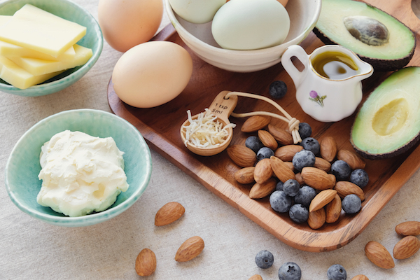 Ketogenic friendly foods