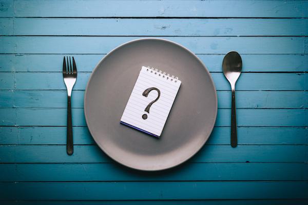 Mystery diet