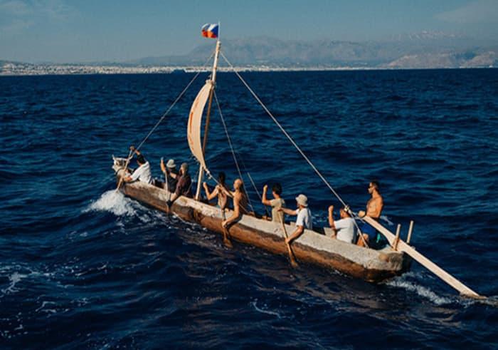 Jako mořeplavci před 8000 lety. Češi zvládli jedinečný experiment
